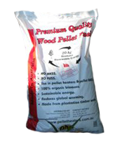 premium quality wood pellet fuel