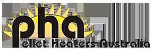Pellet Heaters Australia Logo